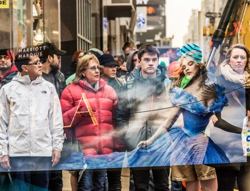 NYC 2015 – A multiple exposure project