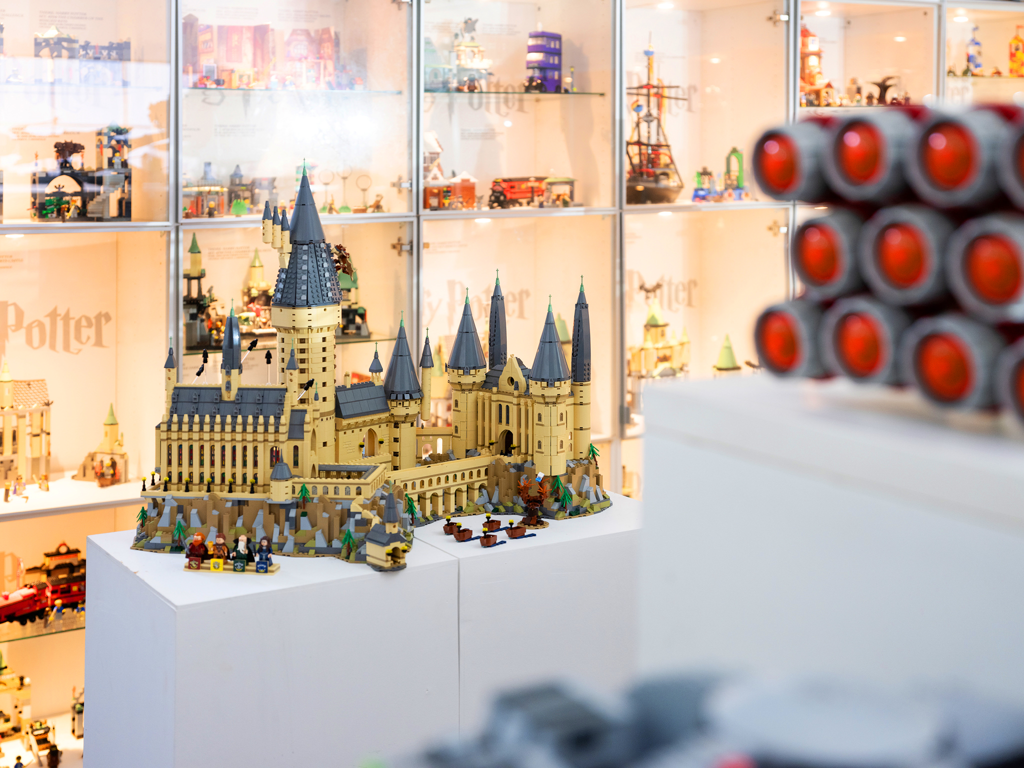 Huge Lego Display