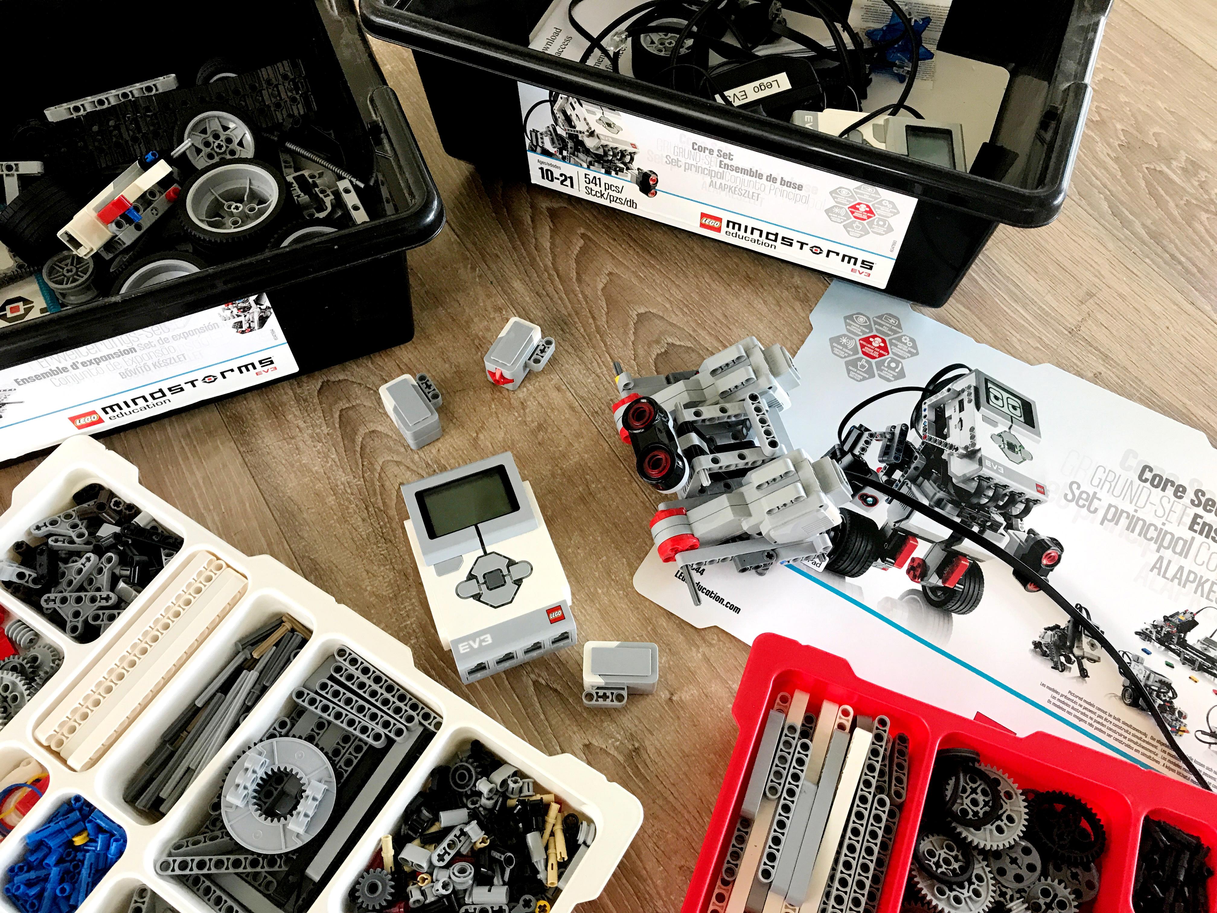 Lego Mindstorms Worshops