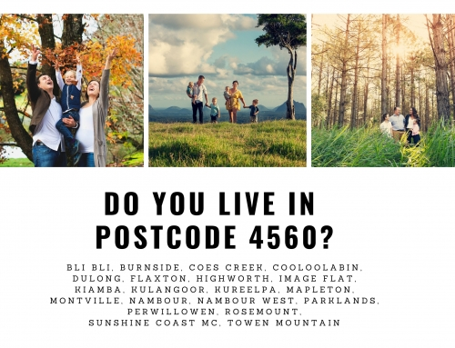 Do you live in Postcode 4560?