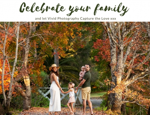 Celebrate your family………