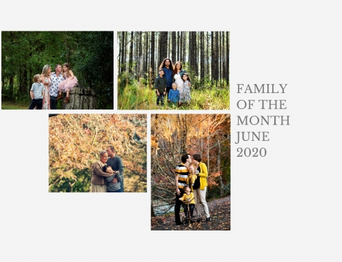 Family of the Month – WIN $860 Family Portrait Package!