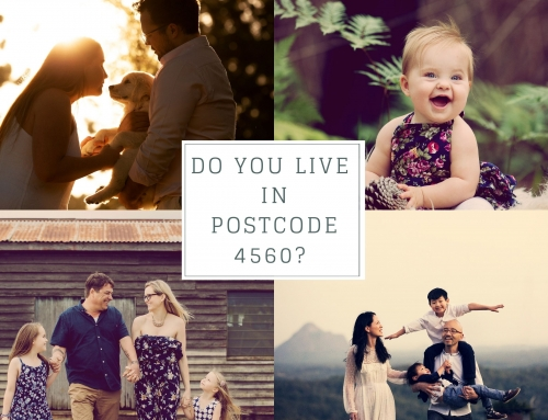 Do you live in Postcode 4560?         Enter here to win……