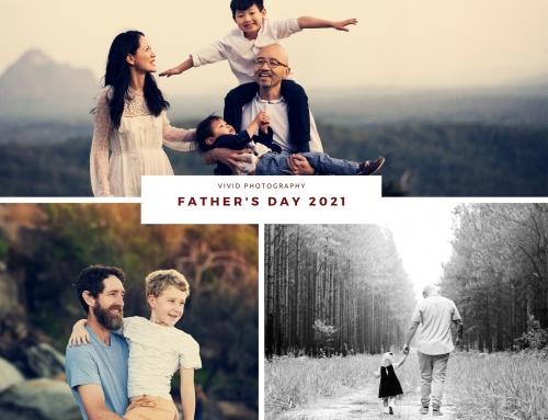 Father's Day 2021 -Portrait Vouchers