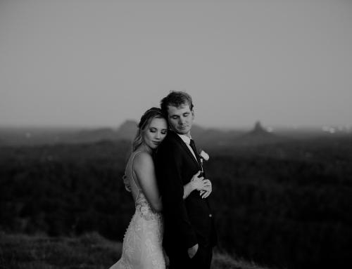 Brittney + Josh – Sunshine Coast Wedding