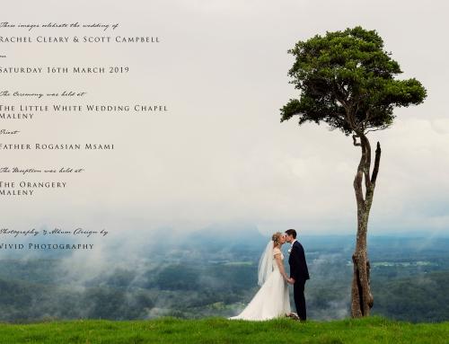 Rachel & Scott – Stunning Wedding Album