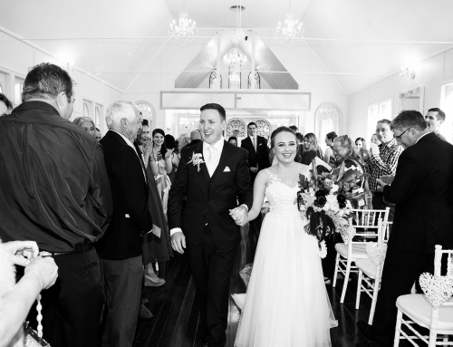 Micaela & Phillip – Real Life Wedding